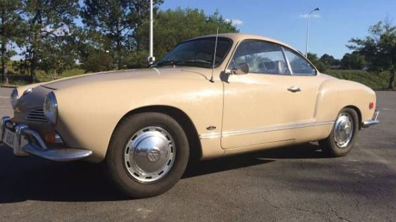 1968 Volkswagen Karmann-Ghia for sale 100877964